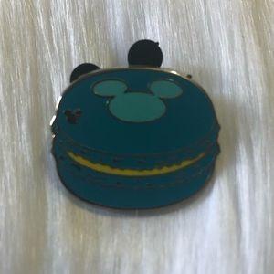 🔮 5/$25 Disney Blue Macaron Pin